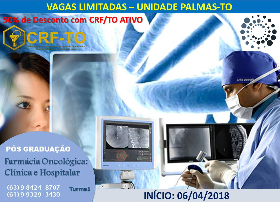 CRF/TO firma parceria com Instituto Plattinum